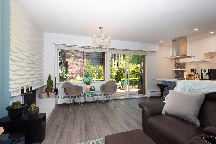 West Vancouver Condo listed by Julia Stauffer