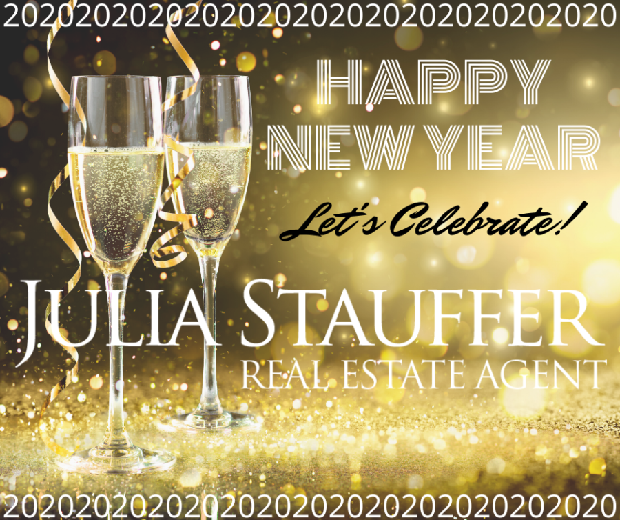 Julia Stauffer Real Estate Agent - West Vancouver Happy New Year