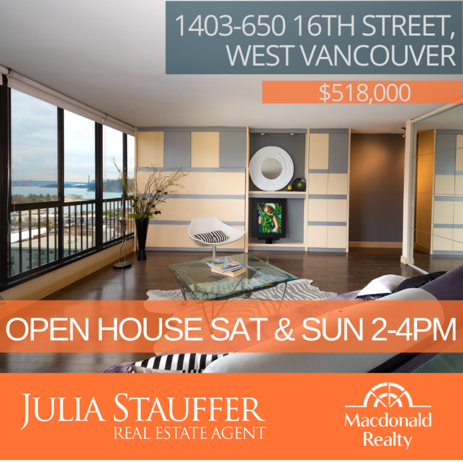 New Listing - West Vancouver Julia Stauffer