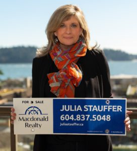 Julia Stauffer West Vancouver Real Estate - Listing Agent