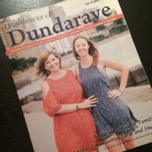 Julia Stauffer REALTOR®- Neighbours of Dundarave magazine