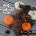 Happy Thanksgiving - Julia Stauffer West Vancouver Realtor